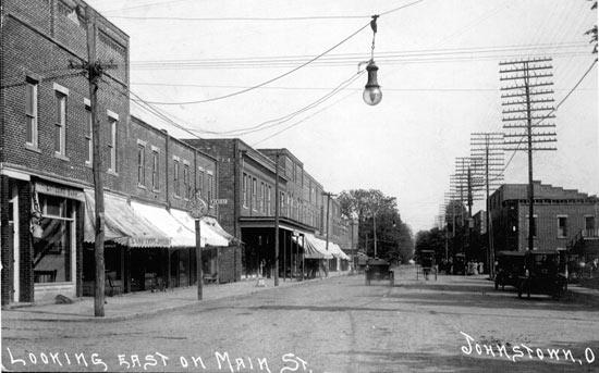 Johnstown Ohio History
