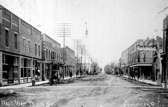 History Of Johnstown Ohio Restaurants Johnstown Ohio
