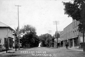 Johnstown, Ohio History