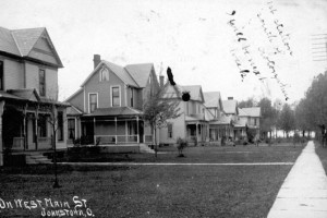 Johnstown, Ohio History